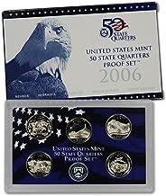 2006 S US Mint Quarters Proof Set OGP
