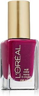 L'Oreal Paris Colour Riche Nail, Violet Vixen, 0.39 Ounces