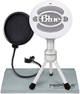 Blue Snowball iCE USB Cardioid Condenser Microphone...