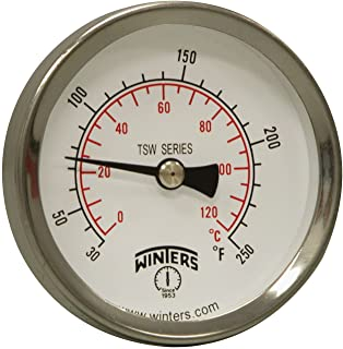 Best hydronic temperature gauge Reviews