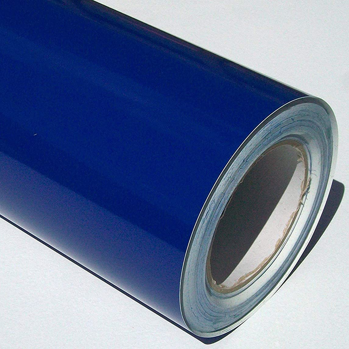 Blue Self Adhesive Vinyl 24in x 30 feet