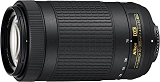 Nikon 70-300mm f/4.5-6.3G DX AF-P ED Zoom-Nikkor Lens - (Renewed)