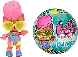 LOL Surprise Dance Dance Dance Dolls with 8 Surprises Including Doll Dance Floor That Spins,...