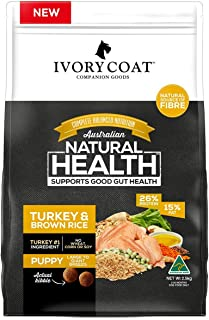 Ivory Coat Puppy LB Turkey & Brown Rice 2.5kg