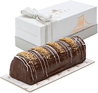 Fames Truffle Halva Chocolate Log - Great Thank You Gifts they'll swoon over