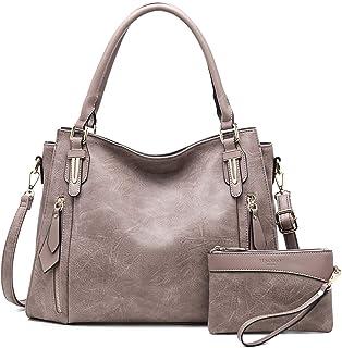النساء حمل حقيبة حقائب بو الجلود الأزياء هوبو حقائب الكتف مع حزام الكتف قابل للتعديل