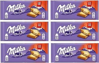 Milka & Lu Biscuits - Pack of 6