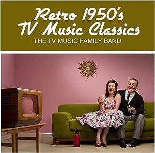 Retro 1950s TV Music Classics