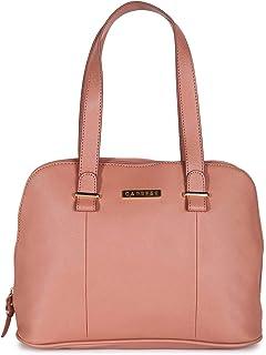 Caprese Zeta Women's Satchel (Pink)