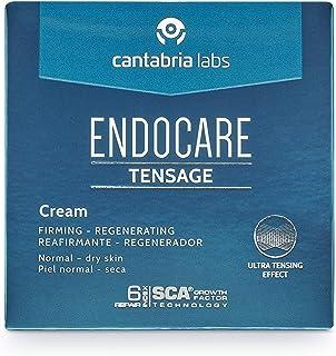 Endocare Tensage Cream Crema Antiarrugas Antiflacidez Regeneradora Antiedad Efecto Tensor Inmediato Nutritiva para Pi...