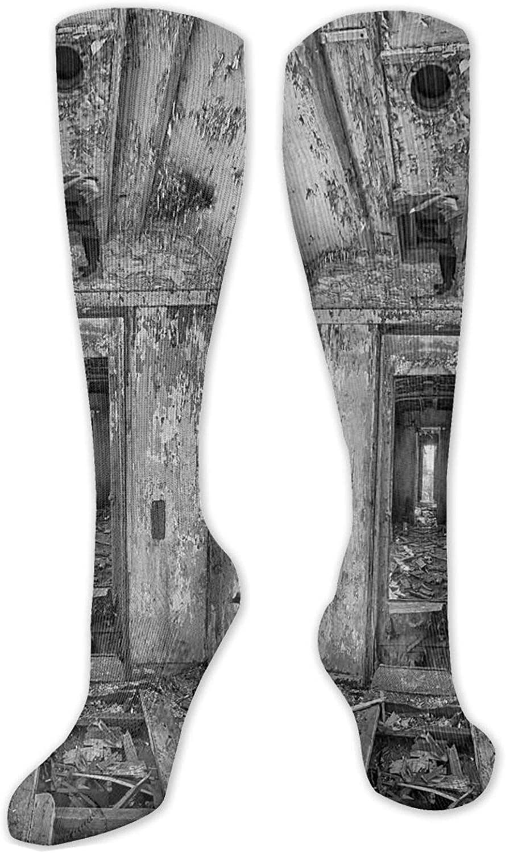 Compression Regular dealer Finally resale start Socks for WomenMen Knee High One Sock Size(50C