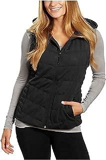 Blanc Noir Be Ladies' Hooded Vest