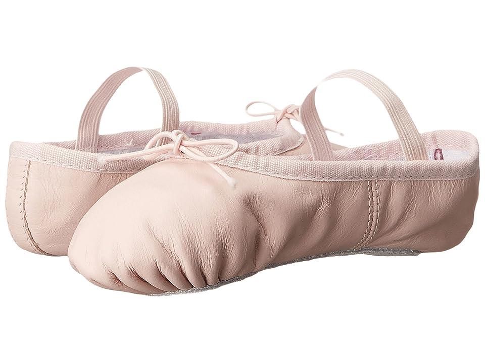 Bloch Kids Bunnyhop Slipper S0225G (Toddler/Little Kid) (Pink) Girls Shoes