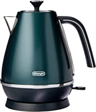 DeLonghi Distinta Flair, Electric Kettle 1.7L, KBI2001GR, Allure Green