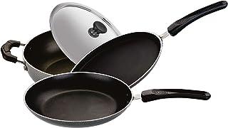 Greenchef Aspire Non-Stick Aluminium Cookware Set