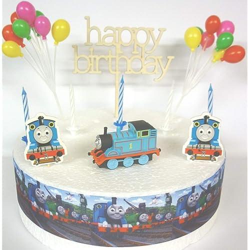 Thomas Birthday Decorations: Amazon co uk