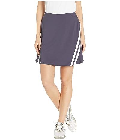 Nike Golf 17 Dry UV Skirt SU (Gridiron/White/Gridiron) Women