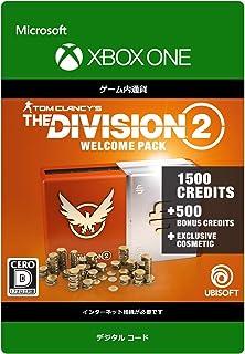 ディビジョン2 ウェルカムパック(2000プレミアムクレジット) |XboxOne|オンラインコード版