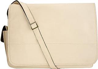 ENEW Insignia Laptop Messenger Bag (PEARL)