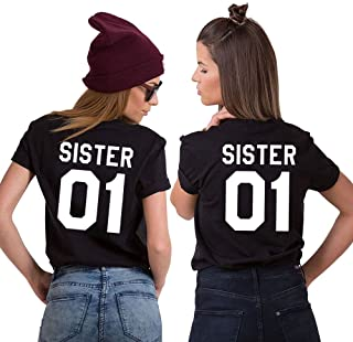 Mejores Amigas Camiseta Best Friendhttps://amzn.to/2ZPhbY4