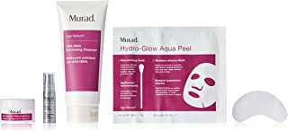 Murad Hydrate and Glow Skincare Essentials Kit, 220ml