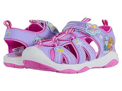 Josmo Kids Paw Patrol River Sandal (Toddler/Little Kid) (Pink/Purple) Girl