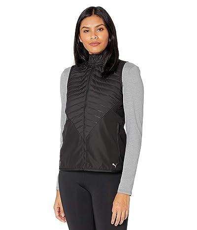 PUMA Run Favorite Puffer Vest (PUMA Black) Women