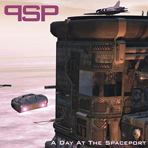 A Day At The Spaceport