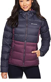 Women's Sunrise Peak Down Insulated Hooded Winter Jacket