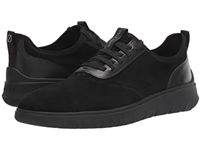 Cole Haan Generation Zerogrand Sneaker (Black Suede) Men