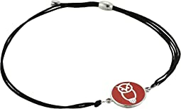 Alex and Ani Kindred Cord Chi Omega Bracelet