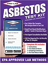 Asbestos Test Kit Popcorn Ceiling