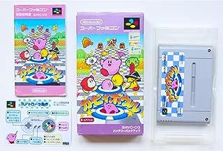 Kirby Bowl (aka Kirby's Dream Course) Super Famicom (Super NES Japanese Import)
