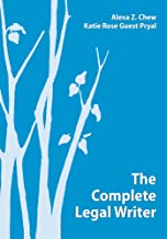 The Complete Legal Writer