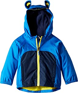 Kitteribbit™ Fleece Lined Rain Jacket (Infant/Toddler)