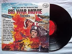 GEOFF LOVE & HIS ORCHESTRA Big War Movie Themes LP