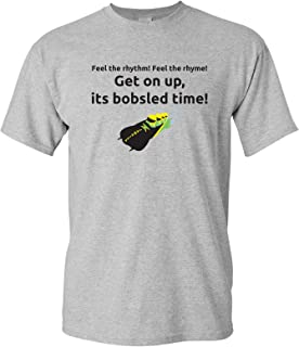 UGP Campus Apparel Jamaica Bobsled Team Movie Quote T-Shirt