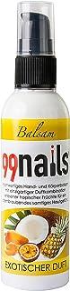 99unghie della mano & corpo Balsamo Exotischer Profumo, 1er Pack (1X 100ML)