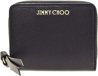 (ジミーチュウ) JIMMY CHOO 財布 二つ折り ラウンドファスナー ミニ コンパクト REGINA GRZ [並行輸入品]