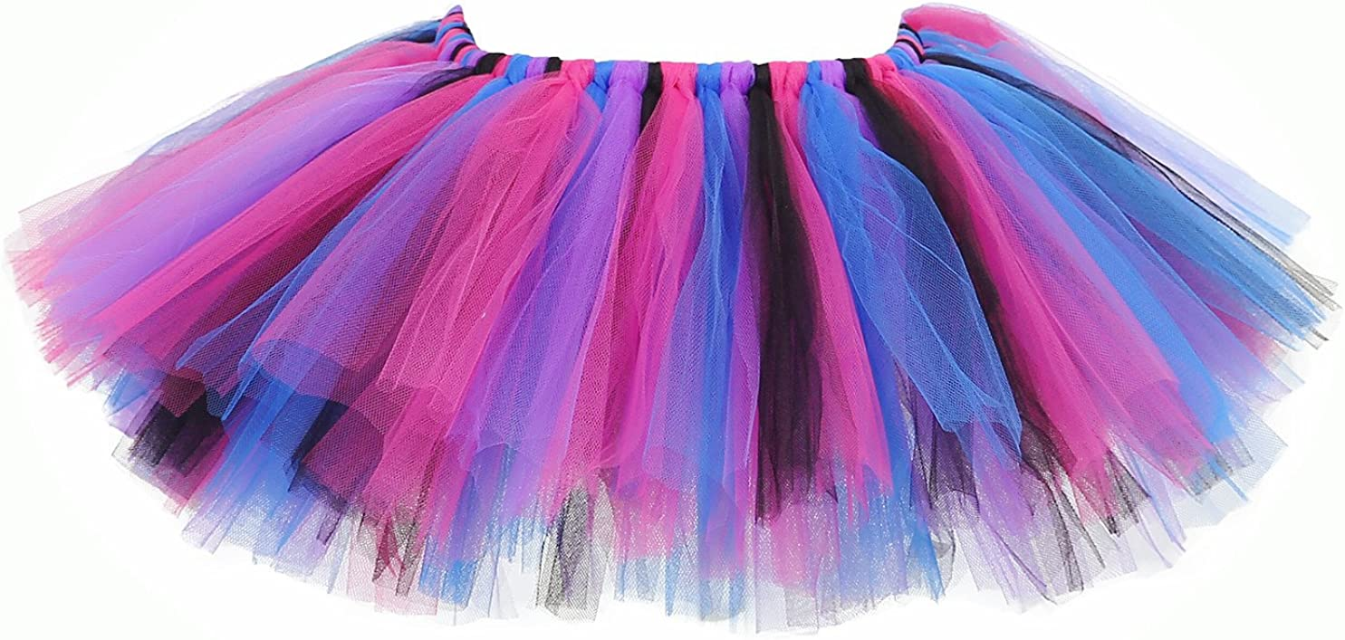Tutu Dreams Halloween Tutu for Girls 2-14Y Witch Mermaid Dress Up Clothes