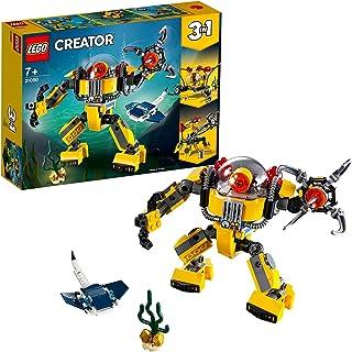 ليغو كرياتور 3 في 1 روبوت تحت الماء - 31090