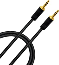 3 Foot - Quad Balanced Connecting Cable Custom Made by WORLDS BEST CABLES – Using Mogami 2893 Wire and Neutrik-Rean NYS231BG 3.5mm Mini Gold TRS Plugs