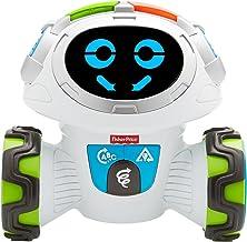 Fisher-Price Mattel fkc35Aprendizaje Robot Movi, Interfaz de Usuario alemán
