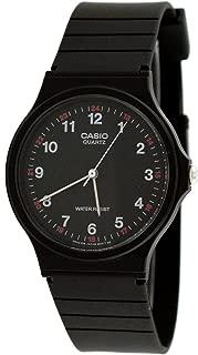 MQ24-1B 3-Hand Analog Water Resistant Watch
