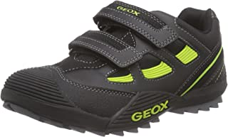 Geox J Savage 28 Sneaker (Toddler/Little Kid/Big Kid)