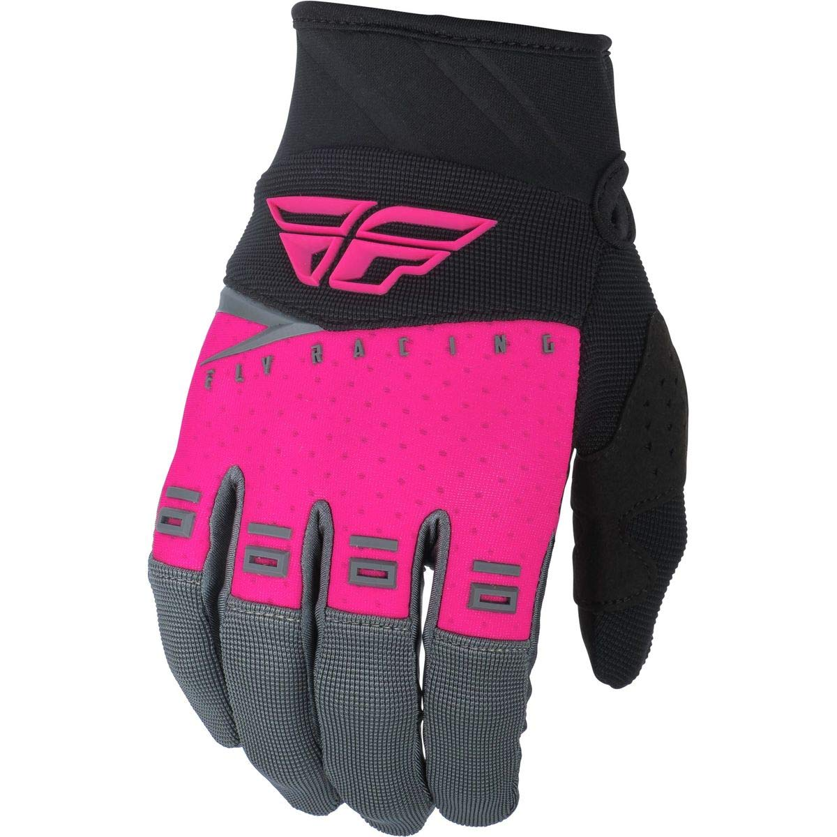 All Sizes Fly Racing Pro Lite Women/'s Motorcycle Glove Flo Pink//Black