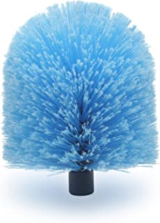 EVERSPROUT Twist-On Cobweb Duster (Soft Bristles) | Hand Packaged to Protect Bristles | Indoor & Outdoor use Brush Attachment | Fits Standard Acme Threaded Poles | Brush Head Only - No Pole