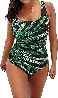Bikini Brasileña Talla Grande para Mujer,Verano Bragas Sexy Colores Ropa de Playa,Bañador Estampado Braguita Tanga Brasile...