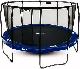 Beast Trampoline 14 ft Round with Premium Enclosure | Heavy Duty Trampoline | NO Weight Limit