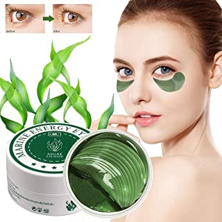 UAU Under Eye Pads, Eye Treatment Mask (30 Pairs) Reduces Wrinkles and Puffiness, Lightens Dark Circles and Reduces Bags Under Eyes, Moisturizes and Anti Aging Skin